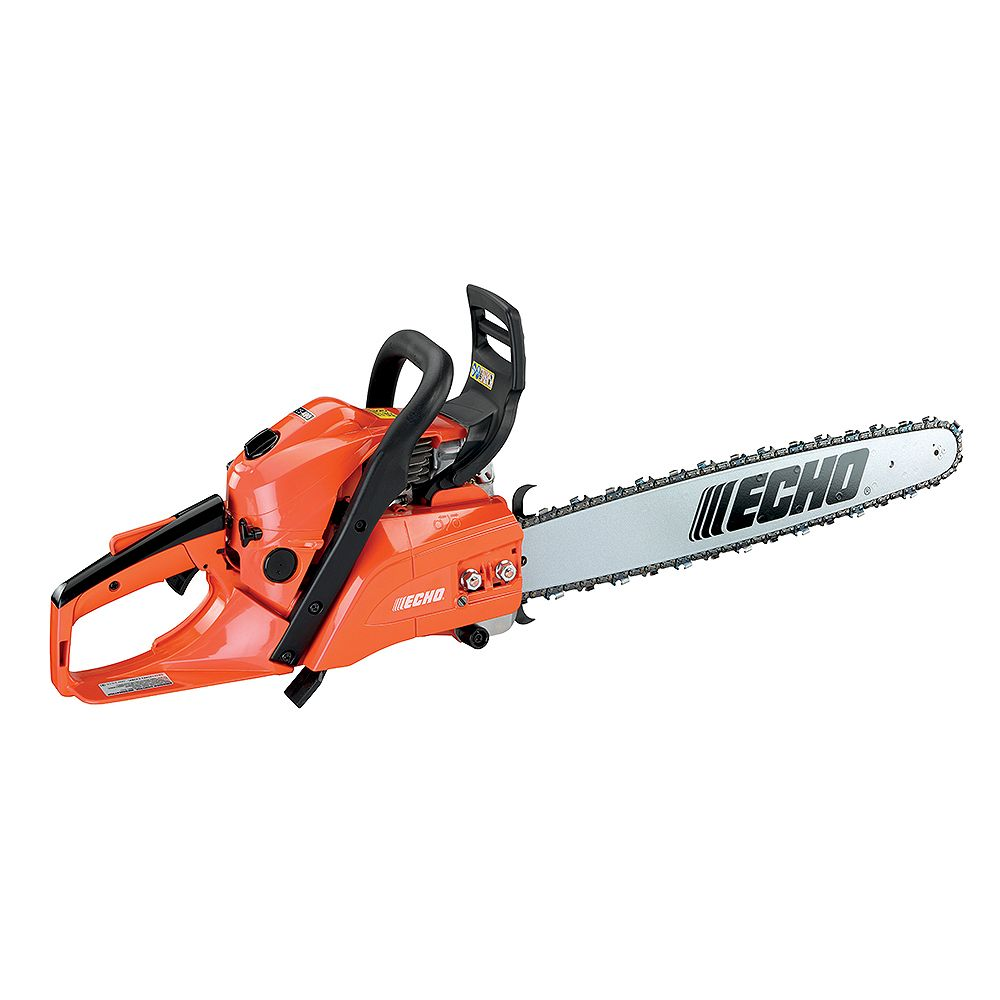 ECHO 20-inch 50.2cc Gas 2-Stroke Cycle Chainsaw