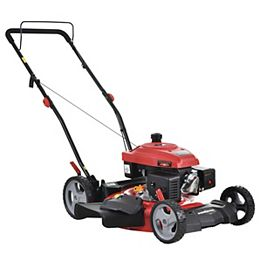 21-inch 161cc Gas 2-in-1 Push Lawn Mower