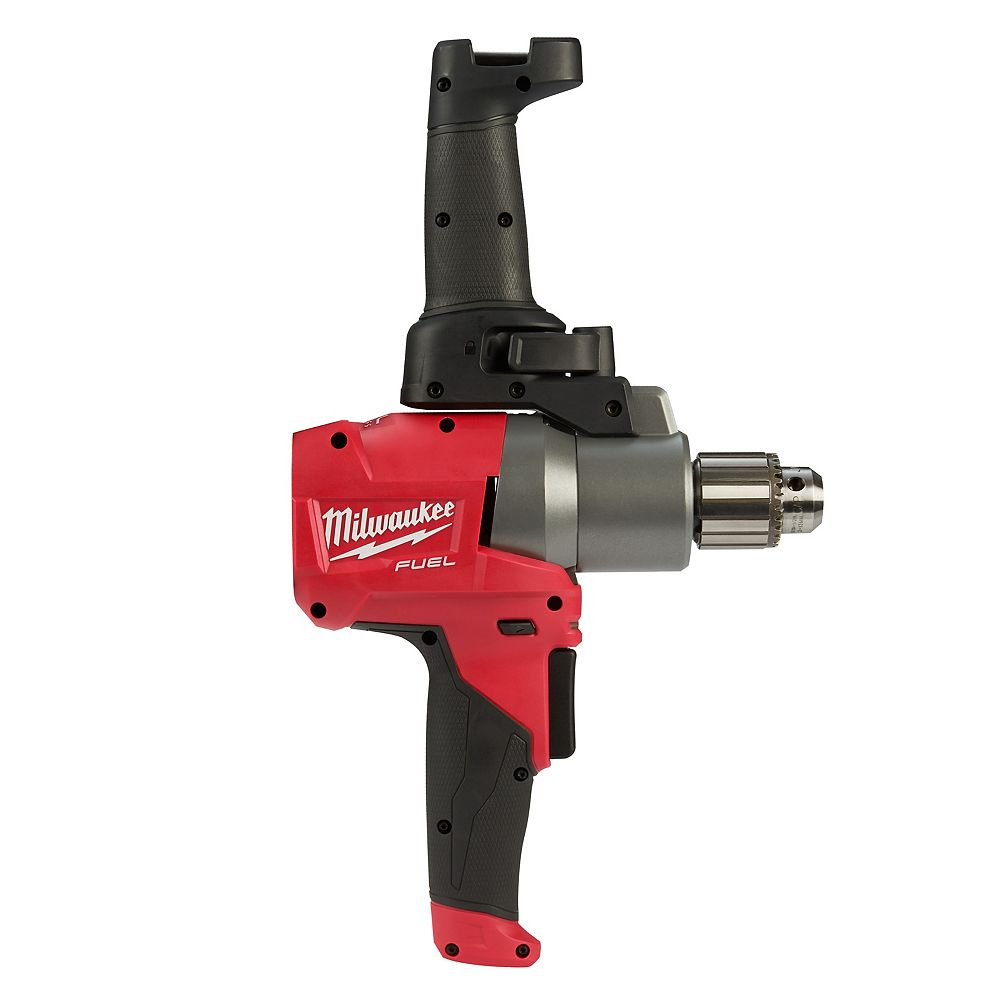 Milwaukee Tool M18 FUEL 18V Lithium-Ion Brushless Cordless 1/2 inch Mud Mixer (Tool Only)