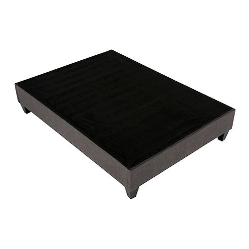 Queen Upholstered Platform Bed Base