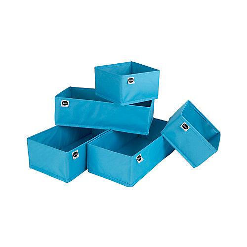 Organisateurs de tiroirs Storit, Bleu
