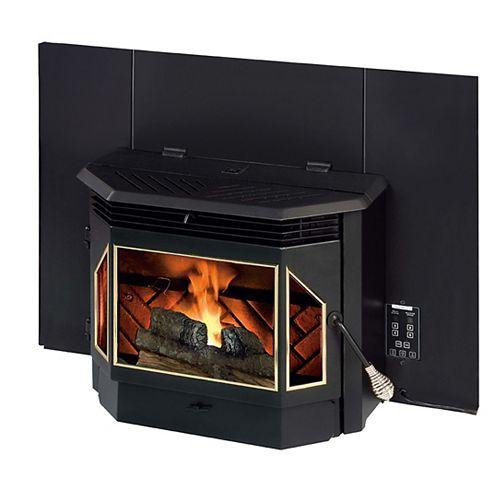 Evolution 2,000 sq/ft Pellet Burning Fireplace Insert