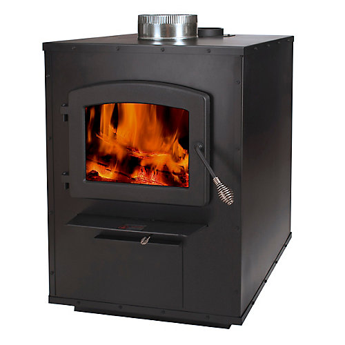 3,000 sq./ft. Wood Burning Add-On Furnace