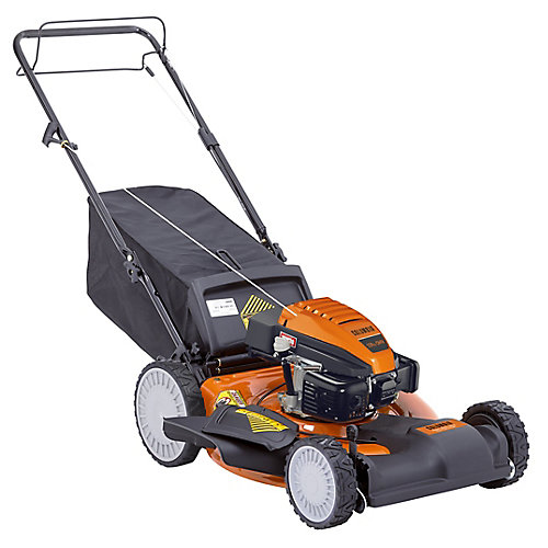 21-inch 159cc OHV Gas 3-in-1 FWD Self-Propelled Lawn Mower