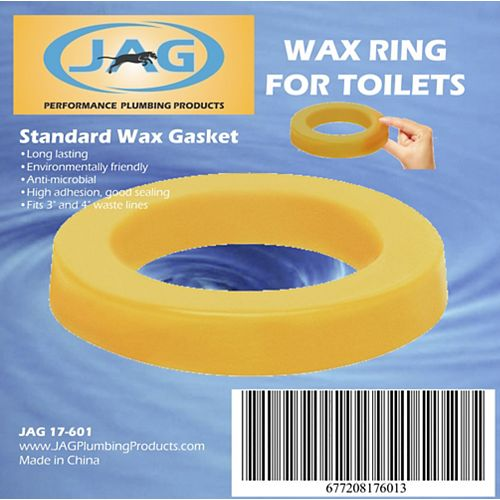 Jag Plumbing Products Jag for Plumbers Wax Gaskets (12-Pack)