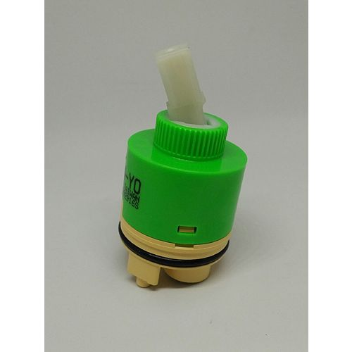 Jag Plumbing Products Replacement 35mm Ceramic Cartridge, Fits Many Applications