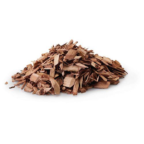 Copeaux de bois, pommier