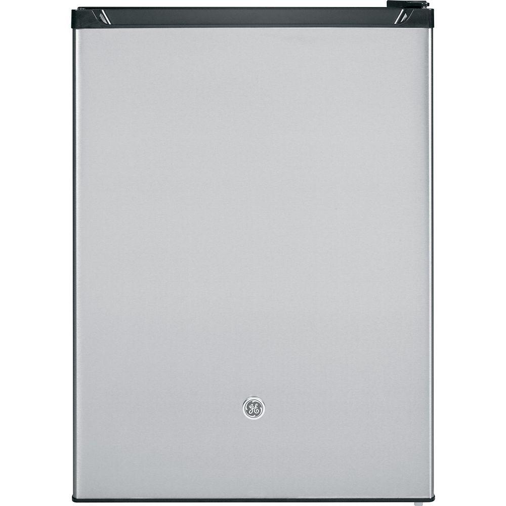 GE 5.6 cu. ft. Mini Refrigerator in Stainless Steel -  ENERGY STAR®