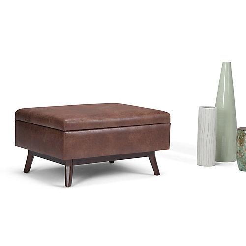 Owen - Table à café /ottoman avec rangement