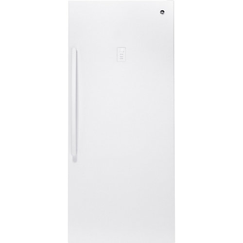 21.3 cu. Ft. Frost Free Upright Freezer in White - ENERGY STAR®