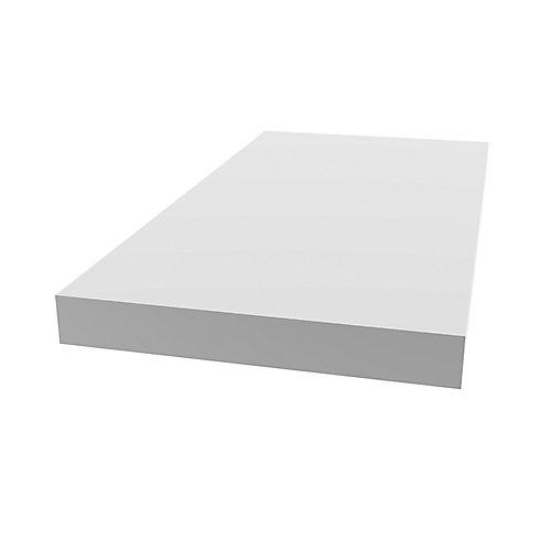 2018 Treillis 8 pi Blanc