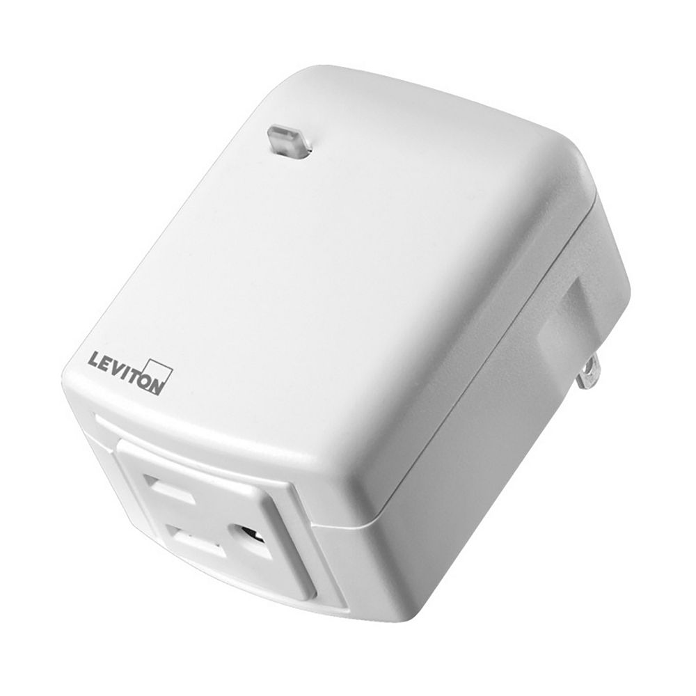 Leviton Decora Smart WiFi Plug-In Outlet