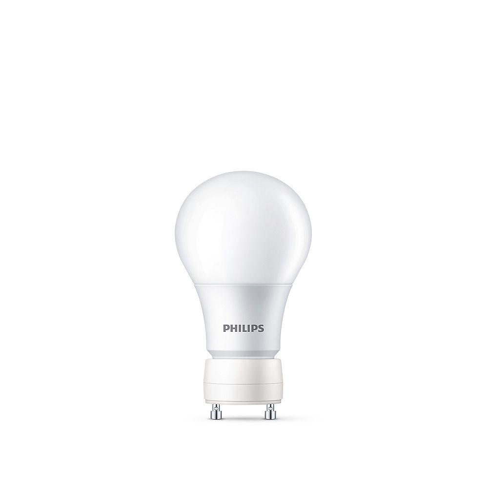 Philips LED 60W A19 GU24 Bright White (3000K)