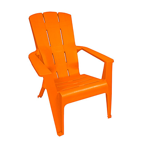 Contour Muskoka Chair in Orange