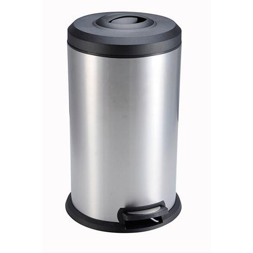 The Step N' Sort, 40L Compactage de poubelle