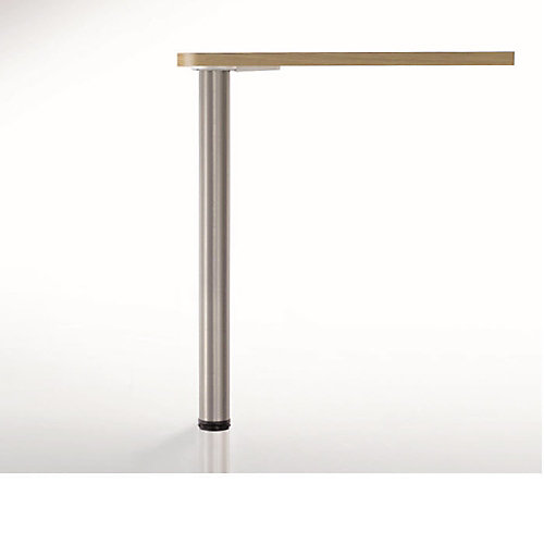 870 mm (34-1/4in) - Adjustable Table Leg - 6158