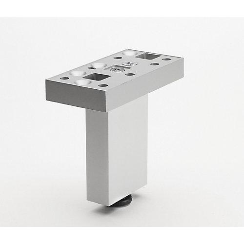 Contemporary Versatile T or L Shaped Furniture Leg - 205