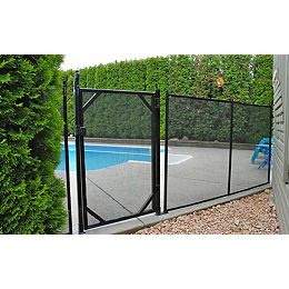 5 ft. x 30 inch Safety Fence Gate for In Ground Pools