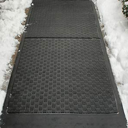Ice-Away Heated Mat Ice And Snow Melting Mat