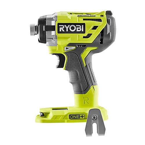 18V ONE+ Brushless 3-Speed 3-Speed 1/4-inch Hex Impact Driver (outil seulement) avec clip ceinture