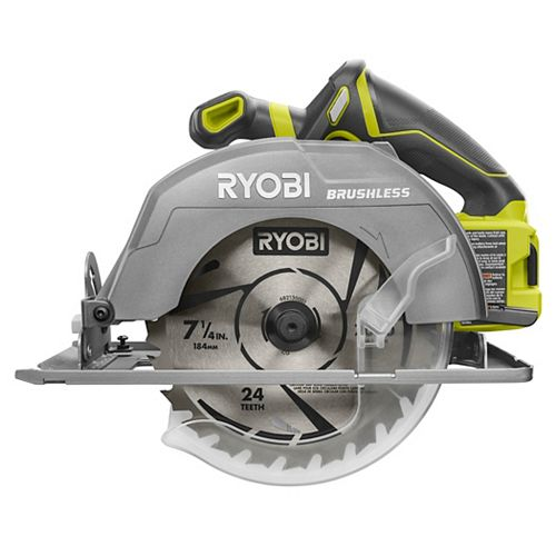 18V ONE+ Cordless Brushless 7-1/4-Inch Circular Saw (Tool Only)