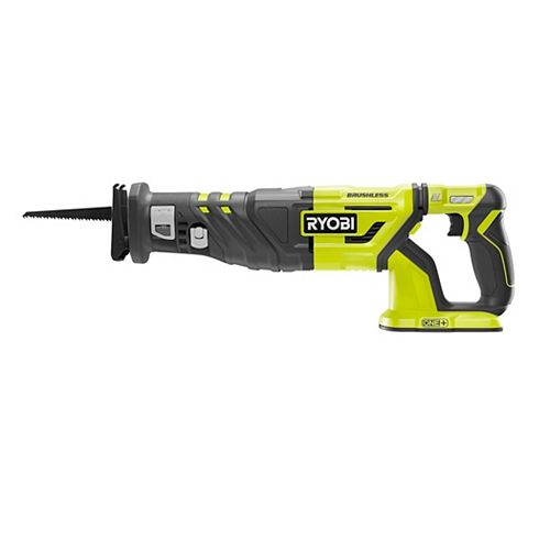 18V ONE+ Cordless Brushless Reciprocating Saw (Tool Only) with Blade