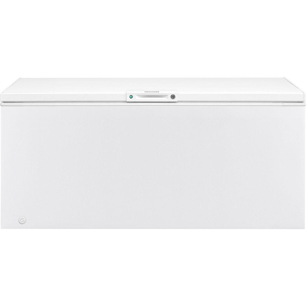 Frigidaire 19.8 cu. ft. Chest Freezer in White