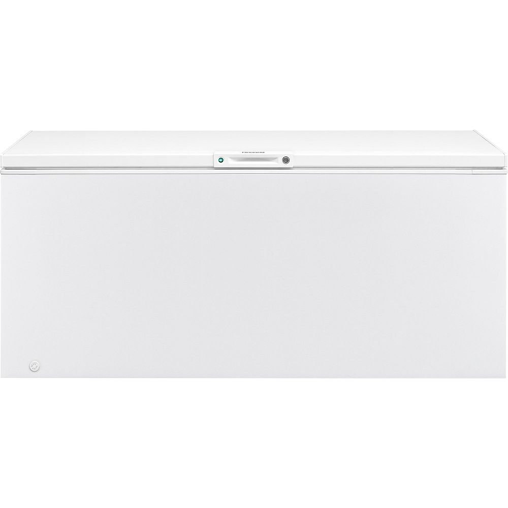 Frigidaire 24.8 cu. ft. Chest Freezer in White