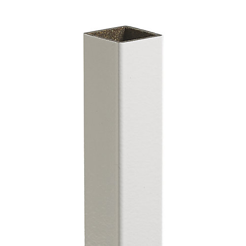 Classic White Post Sleeve Kit 48 inch
