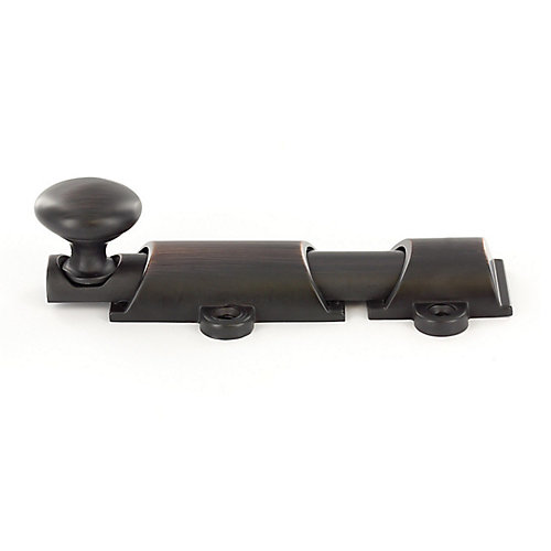 Traditional Metal Surface Bolt - 8910