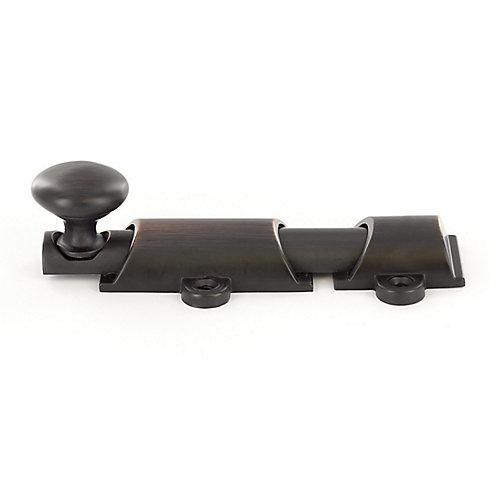 Verrou traditionnel de surface en métal - 8910