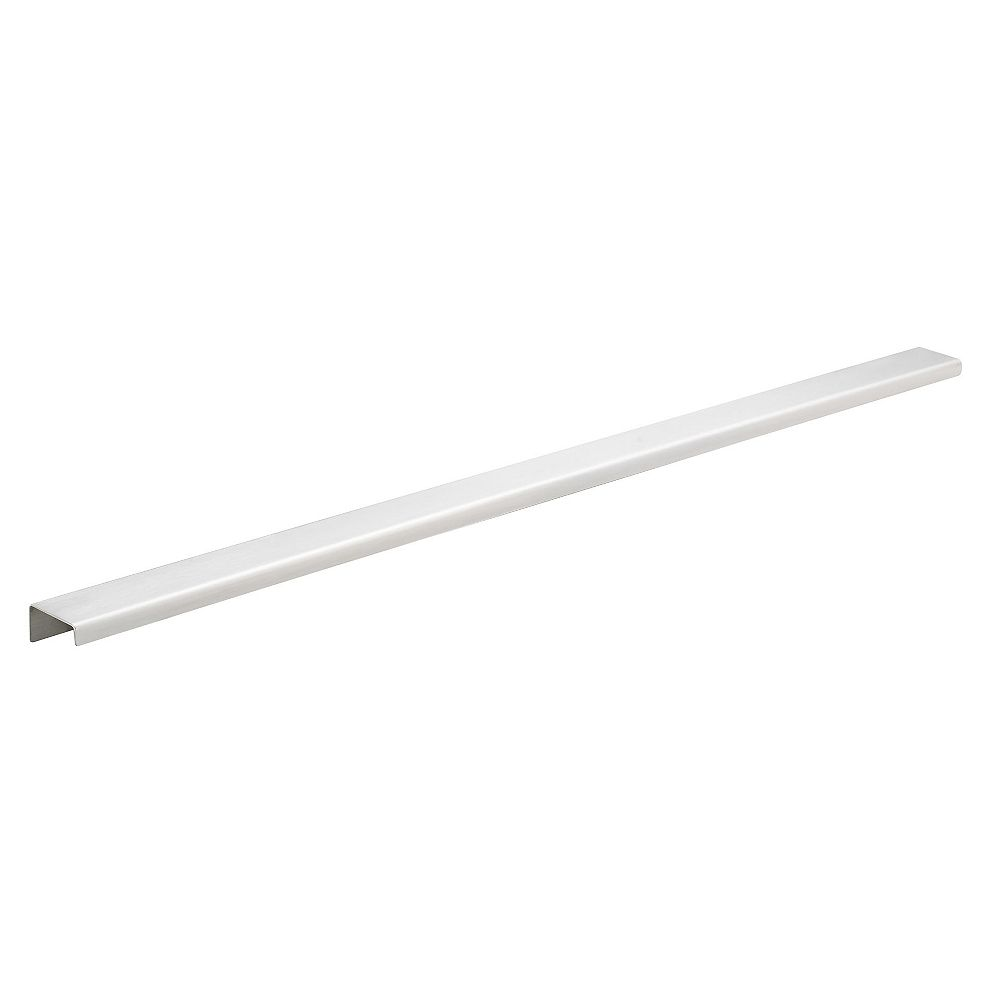 Richelieu Lenox Collection 26 in (660 mm) Center-to-Center Stainless Steel Contemporary Cabinet Pull