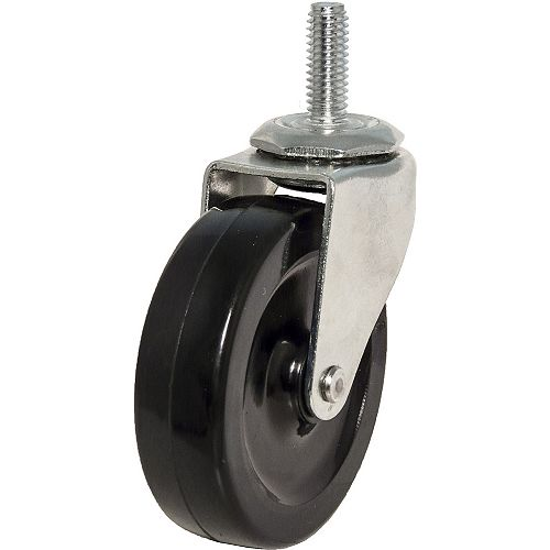 Multi-Purpose Furniture Caster - With Threaded Stem