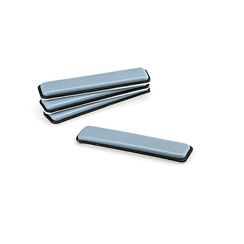 SUPER SLIDEX Gray Strip Ultra-Sliding Glides