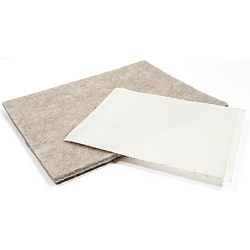 ULTRA FELTAC Heavy-Duty Sheet Felt Pads & VELCRO