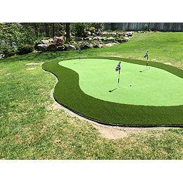 Vert de pratique Golf - 7.5 pi x 10 pi