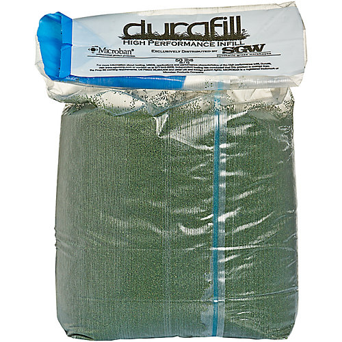 Greenline 50LB.  High Performance Green Infill for Synthetic Lawns
