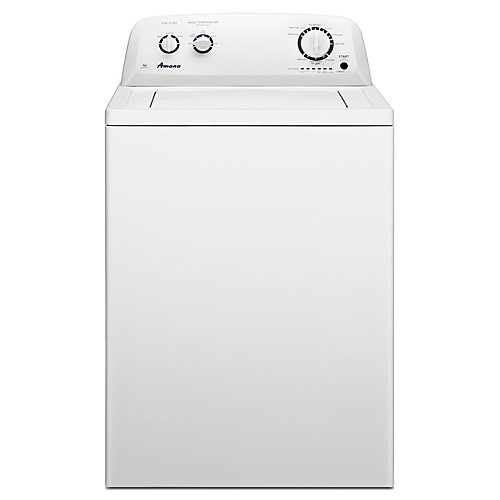 4.0 cu. ft. High Efficiency Top Load Washer with Porcelain Tub in White