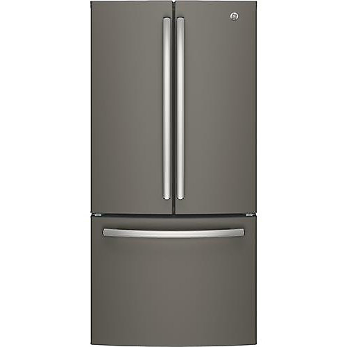 18.6 Cu. Ft. Slate Counter-Depth French-Door Refrigerator - ENERGY STAR®