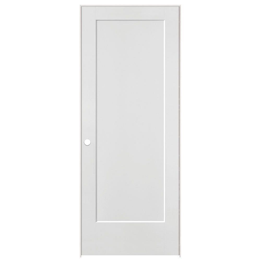 Masonite 32-inch x 80-inch Lincoln Park Right Hand Pre hung Interior Door
