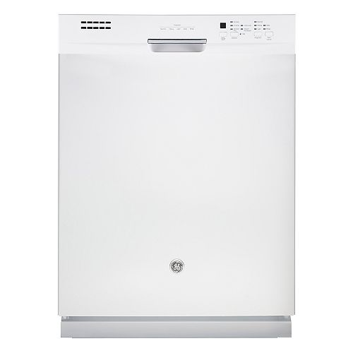 GE Built-In Dishwasher with Stainless Steel Tall Tub - ENERGY STAR®