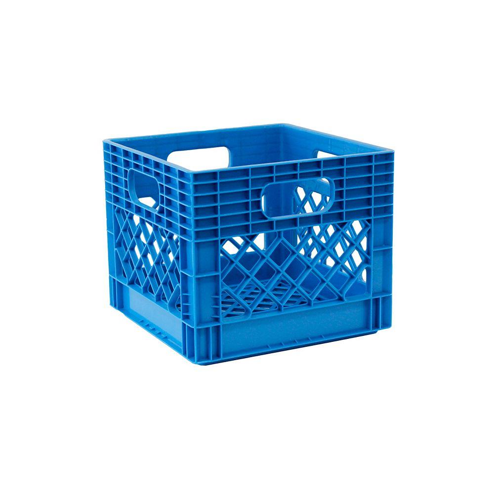 GSC Storage Tote Milk Crate - 25L/6.5gal - HX Blue