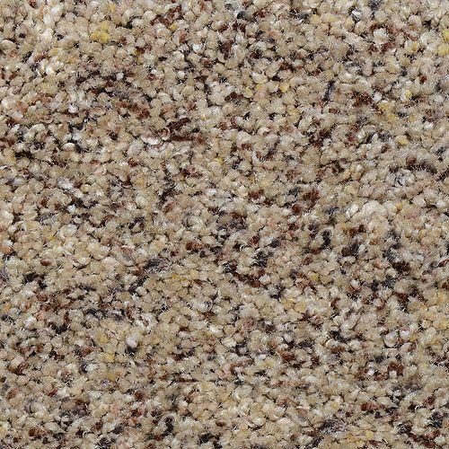 Beach Club I Bunker 12 ft. x Custom Length Textured Carpet
