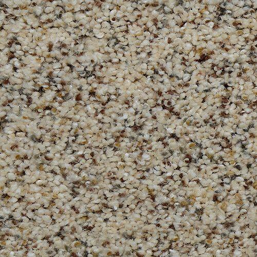 Beach Club I Frame 12 ft. x Custom Length Textured Carpet