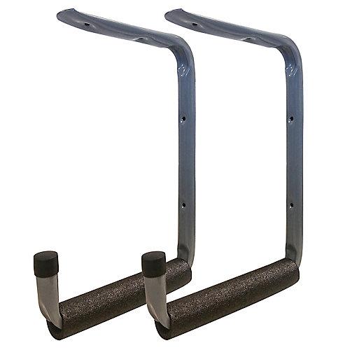 Heavy Duty Padded 2-inch-1 Shelf Hanger - 50 lb. Capacity