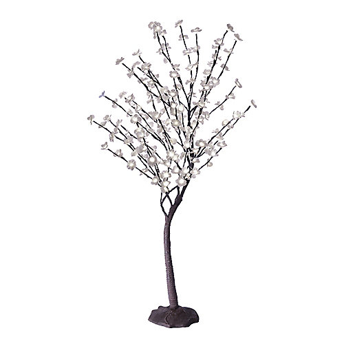 4 ft. Tall Color Changing Blossom Tree with Remote Control