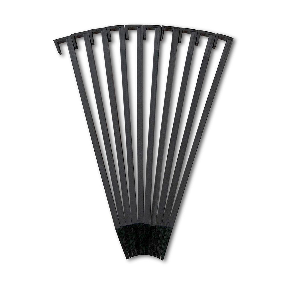 Vigoro Heavy Duty Nylon Anchoring Stake (10-Pack)