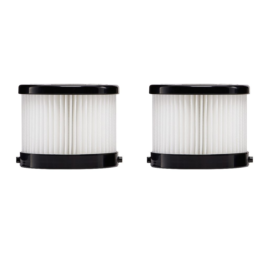 Milwaukee Tool HEPA Dry Replacement Filters for model 0850-20 (2-Pack)