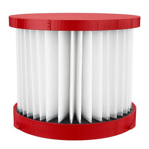 Wet/Dry HEPA Filter Replacement for models 0780-20 and 0880-20