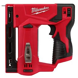 M12 12V Lithium-Ion Cordless 3/8 -inch Crown Stapler (Tool-Only)